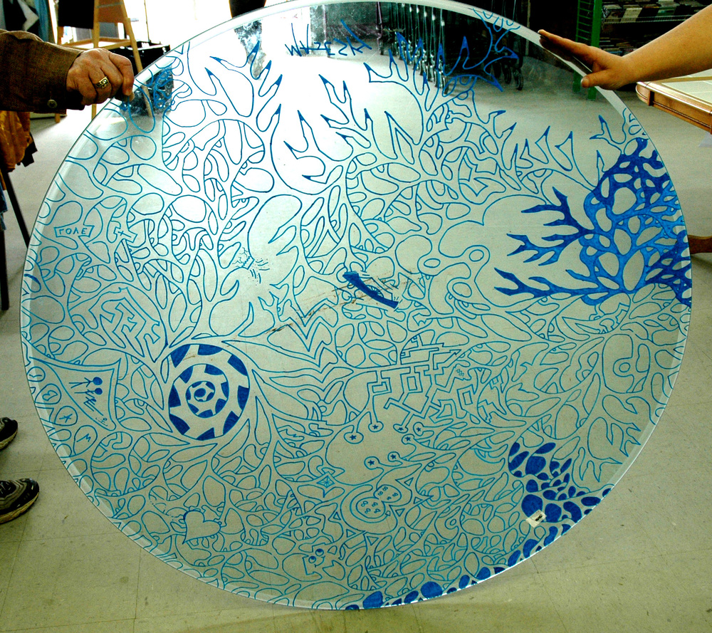 Handpainted bevelled glass.jpg