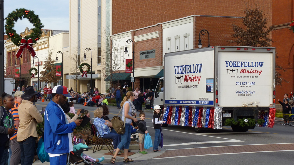 2015 Statesville Parade