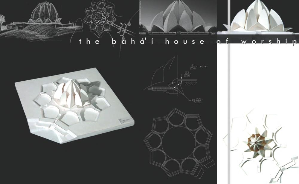 The Bahá'í House of Worship