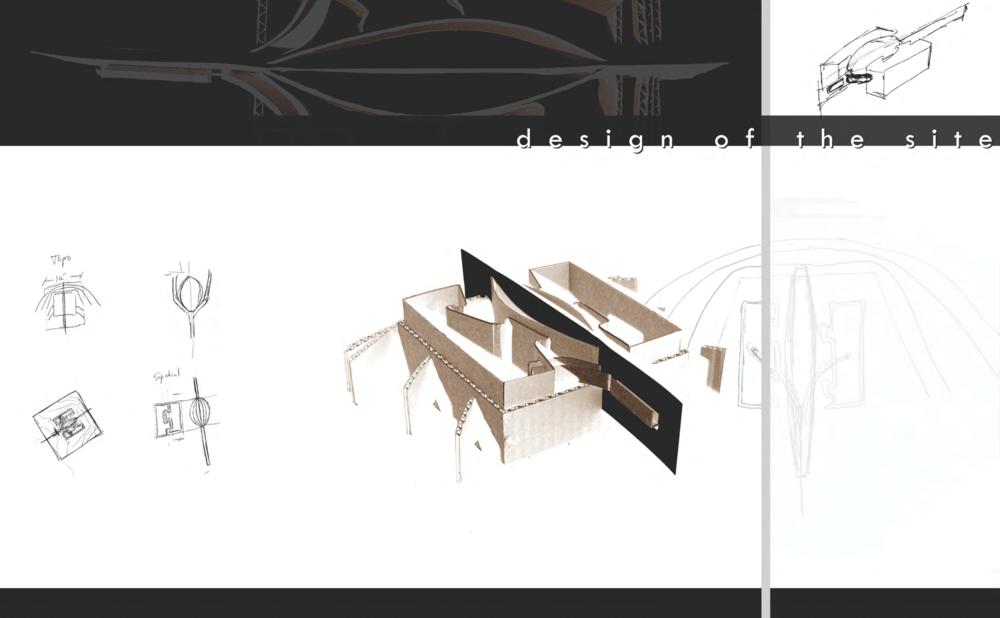 Design of the Site