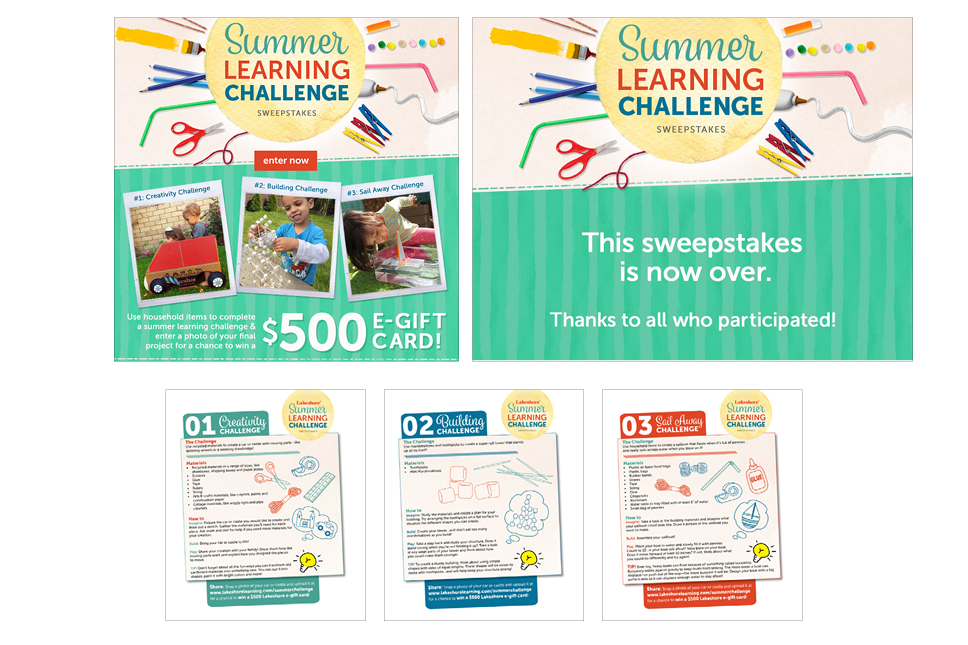 Summer Learning Contest