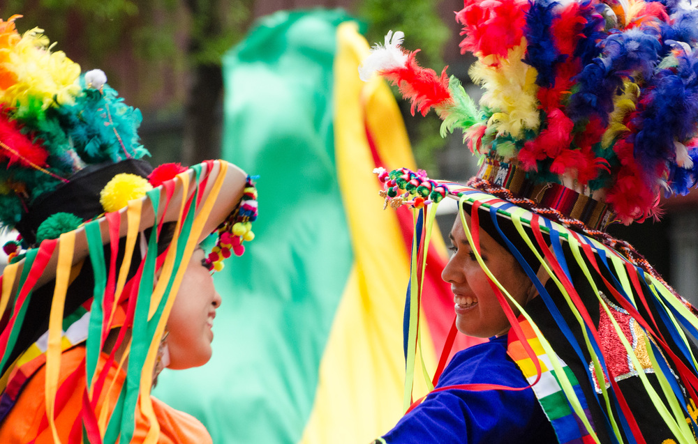 San Francisco Carnaval Parade 2012​