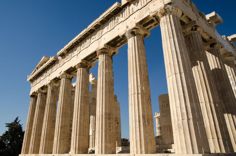 Parthenon 432BC
