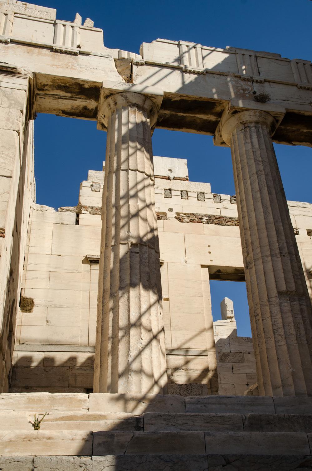 Propylaea - Athenian Acropolis