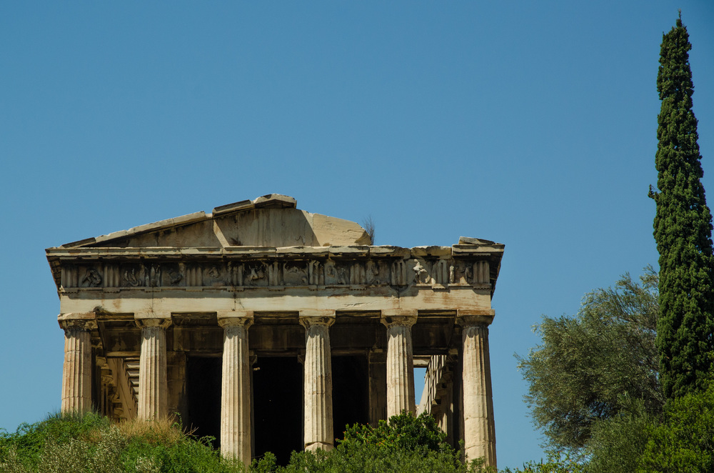 Temple of Hephæstus 416BC