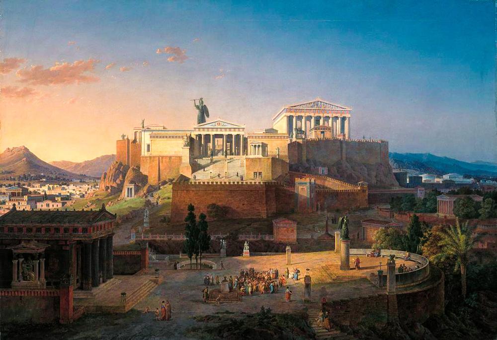 Acropolis - 438BC