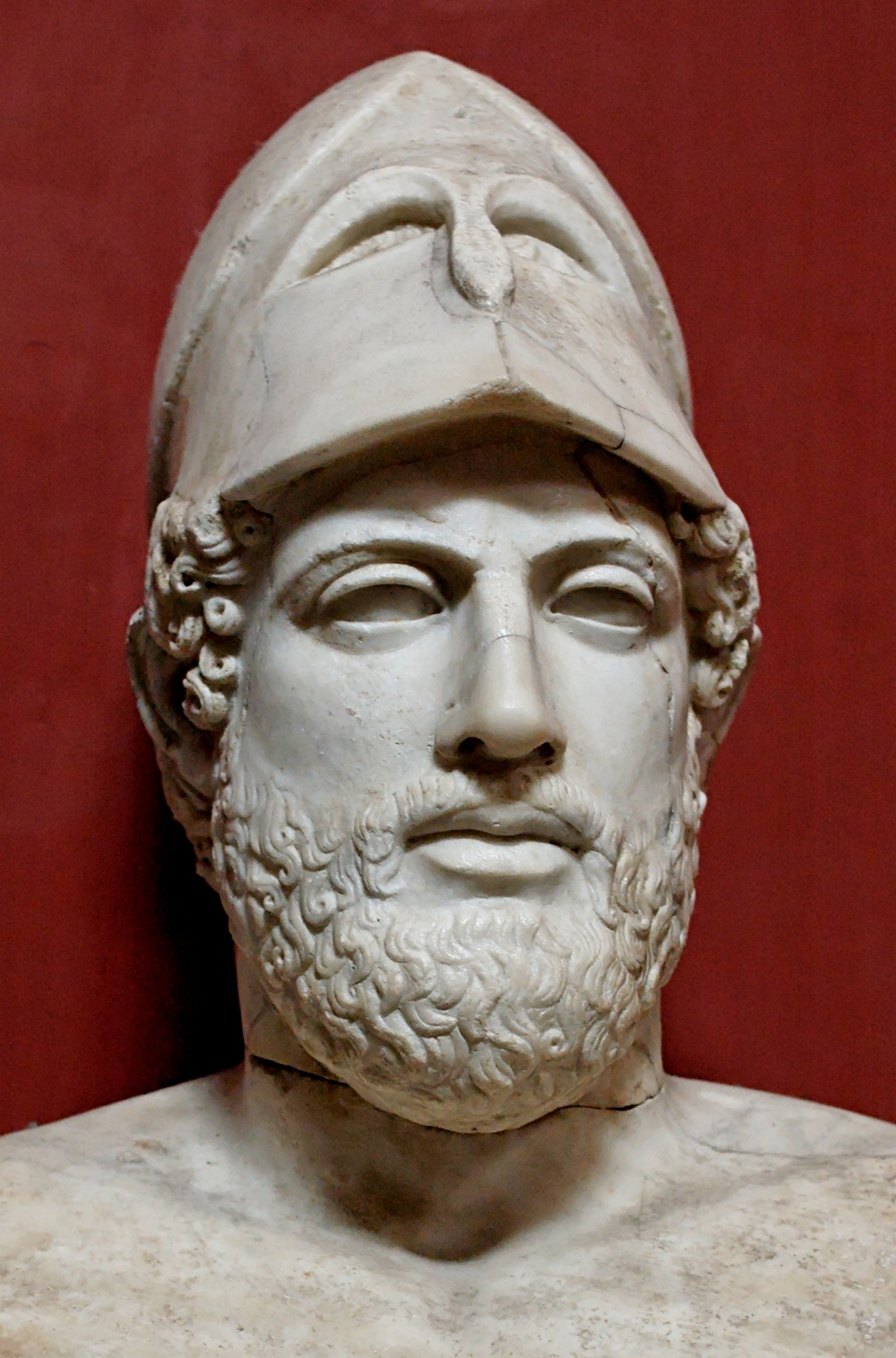 Pericles 495-429BC - First Citizen of Athens