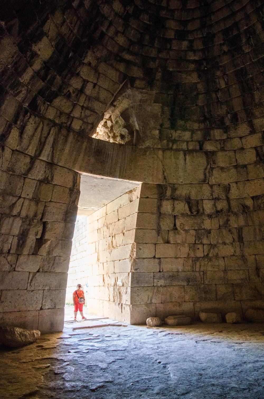 Beehive Tomb - Mycenae