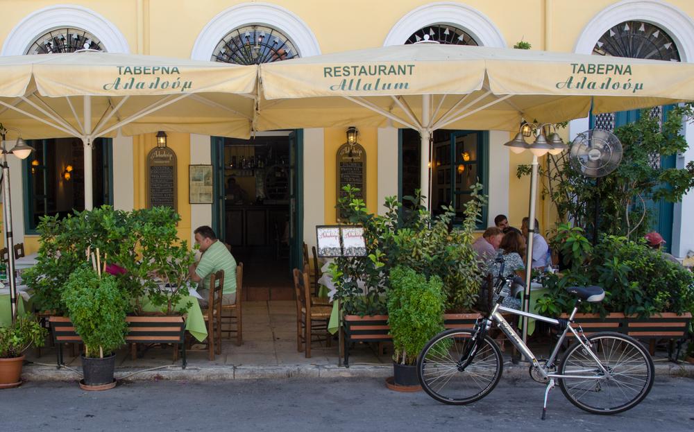 Cafe - Nauplia