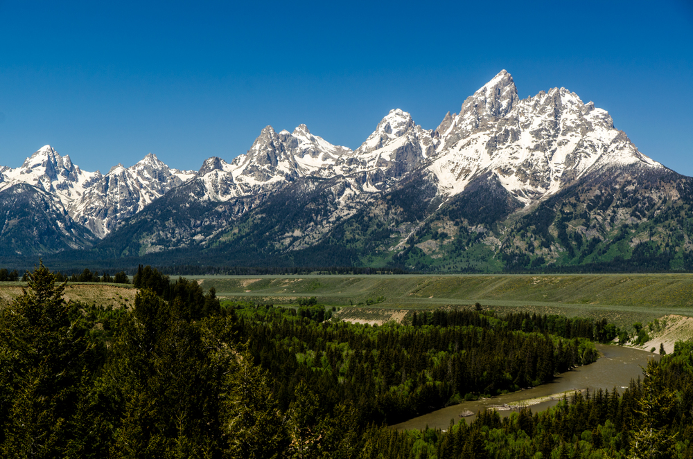 Grand Tetons - Snake River