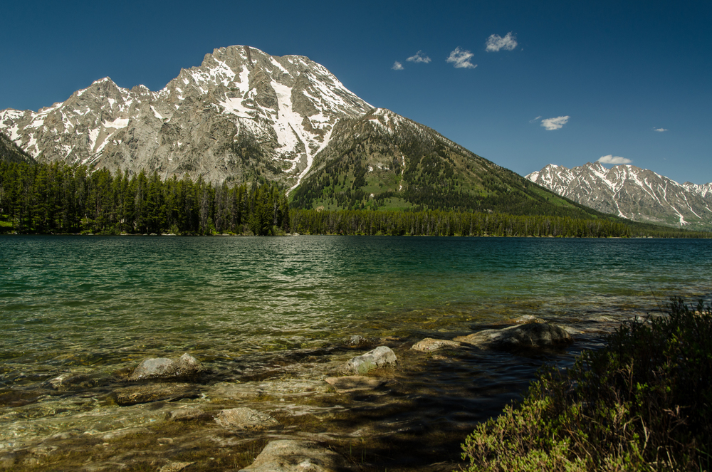 Grand Tetons - Leigh Lake