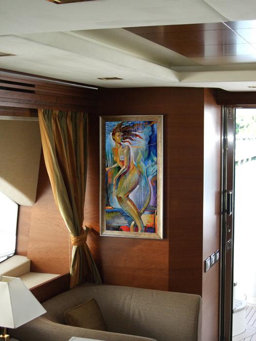 Wall Art Decor Naples Fl : Custom installations art gallery naples fl contemporary