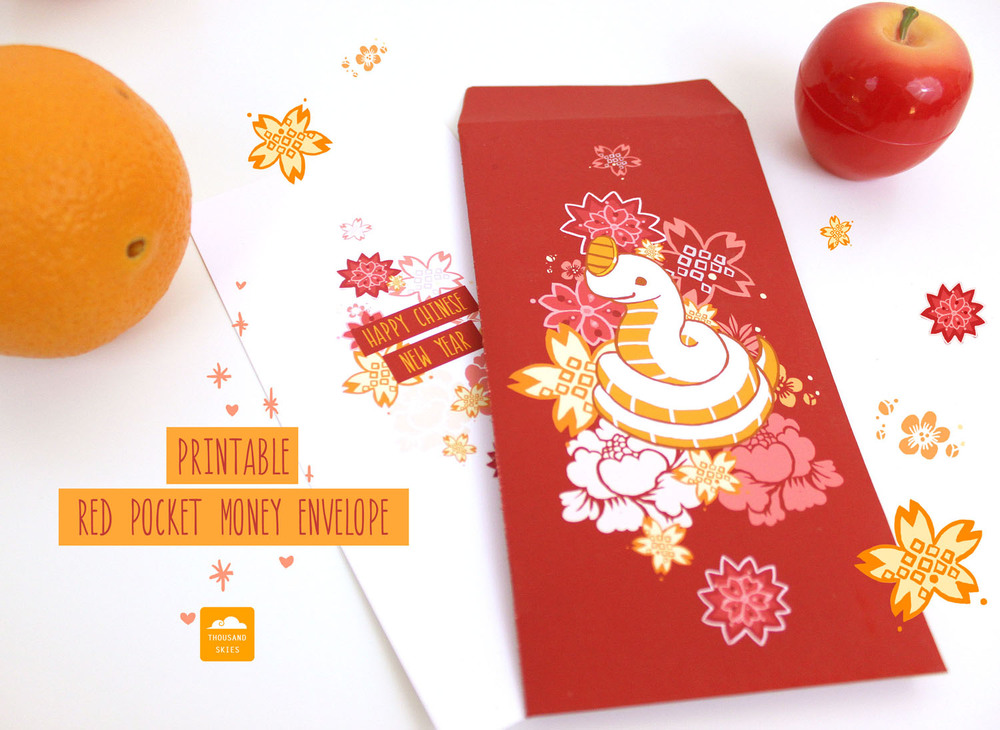 envelope during new year so good thing i havent reach the part where i need to give people money yet so instead i made a greeting card using the red