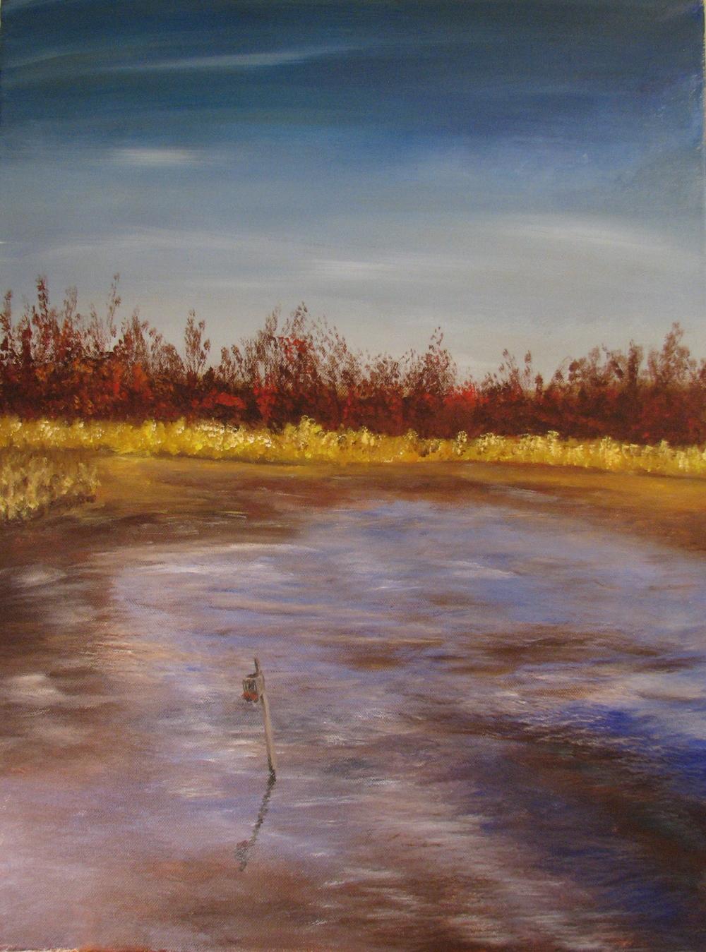 John Heinz Refuge Autumn