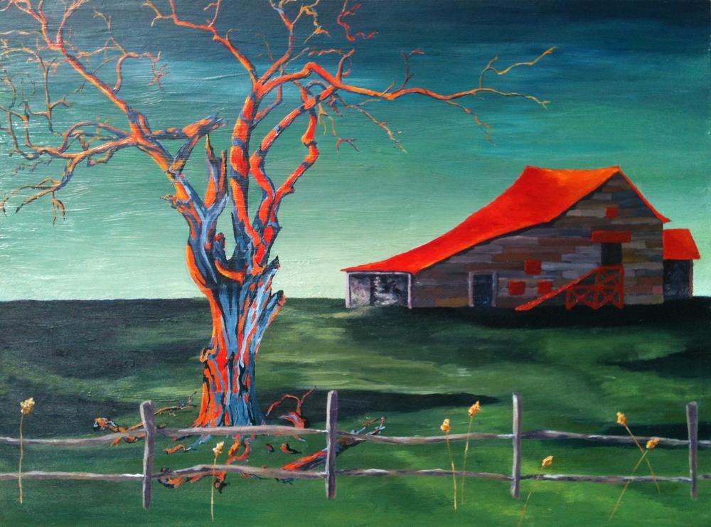 Waking Dream or Jennings Farm