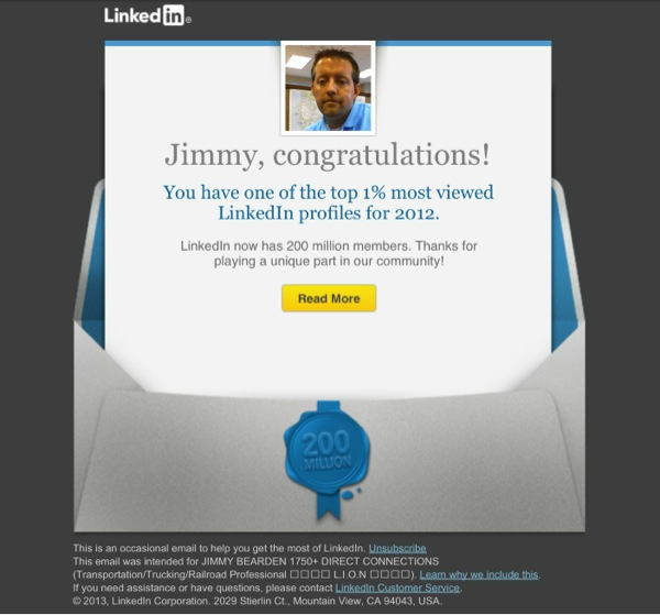 Jimmy Bearden LinkedIN