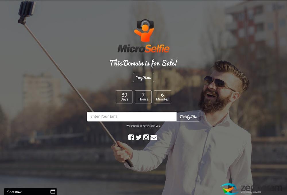 Microselfie.com