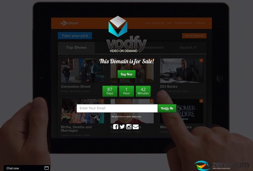 vodfy.com