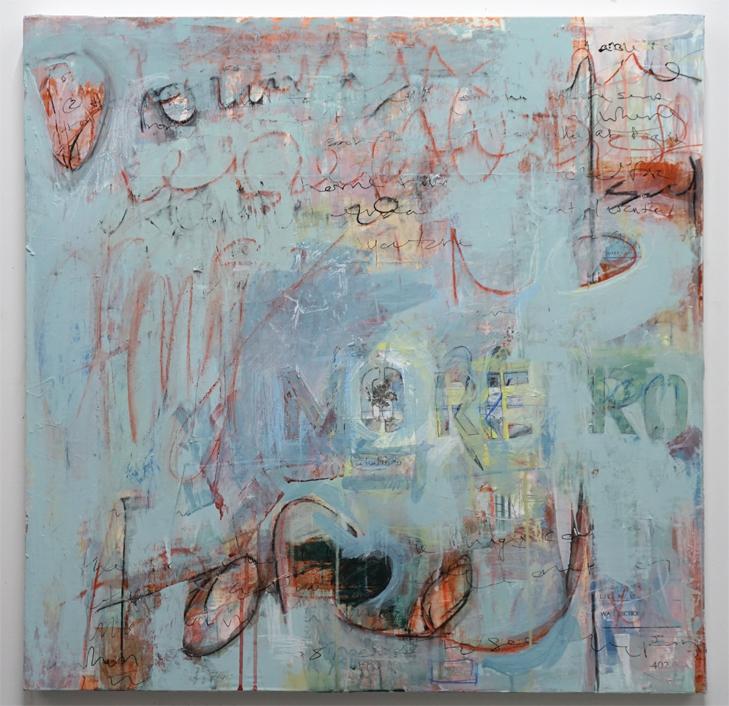greenpointopenstudios :      Tania Alvarez,  painting + drawing    473 Porter Avenue, #18     taniaalvarez.com