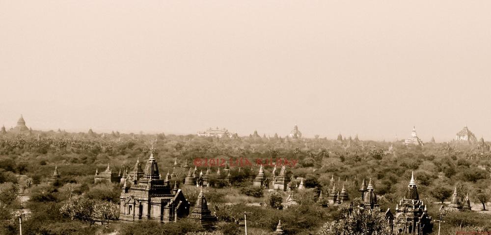 Vintage Bagan