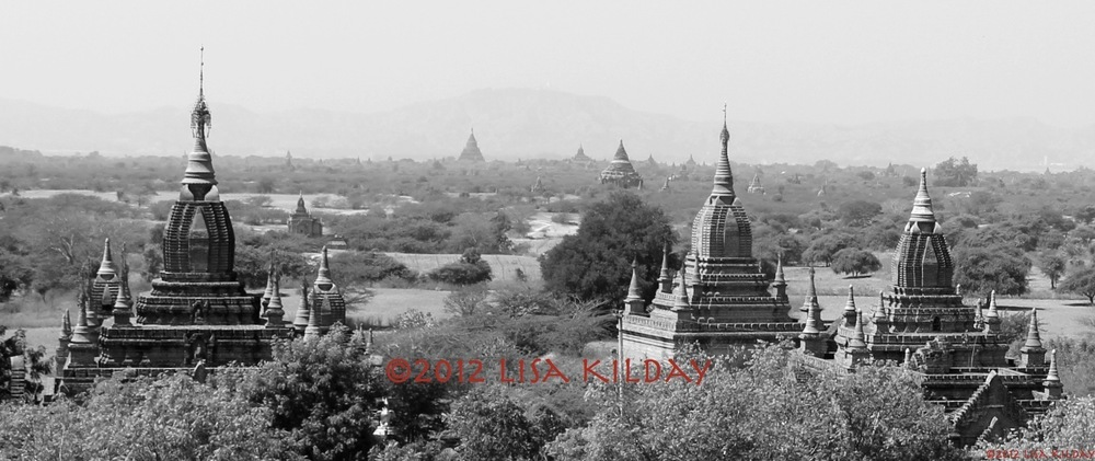 Bagan's Horizon
