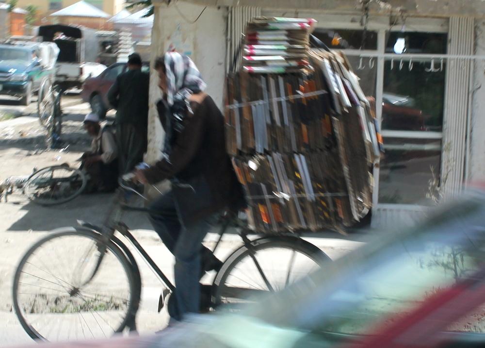 Bookseller of Kabul