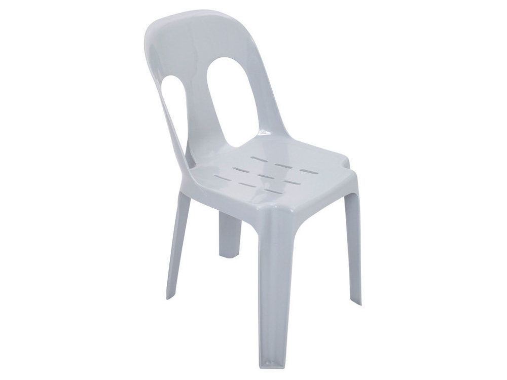 Plastic Pipee Chair - $1.50