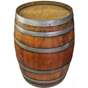 Wine Barrel - $40.00
