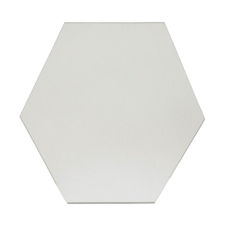 Hexagon Mirror Base - $4.50