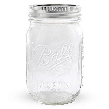 Medium Mason Jar - $4.00
