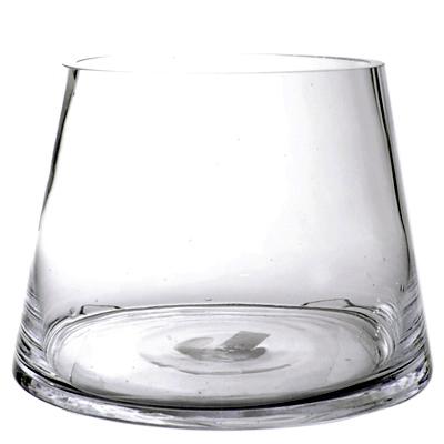 Hurricane Vase  - $5.50