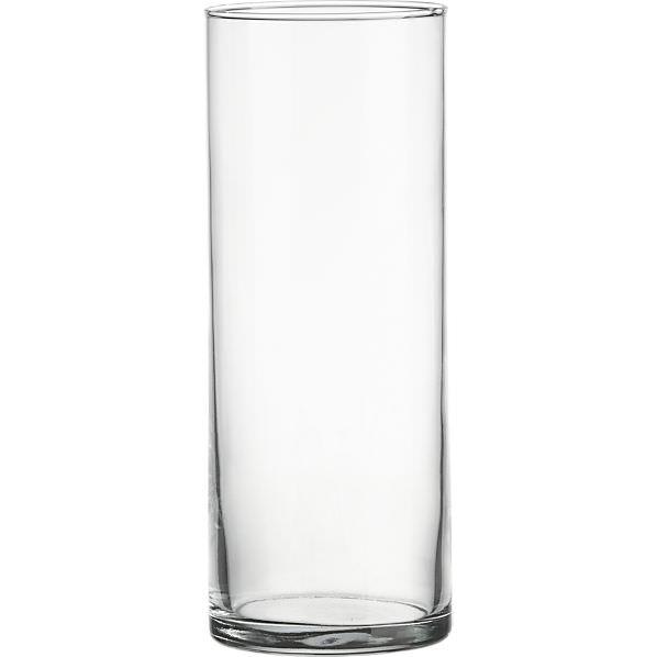 Large Cylinder Vase - $7.50