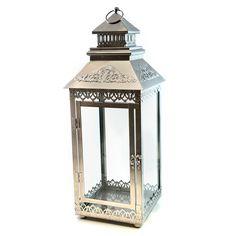 Silver Lantern - $8.50