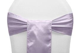 Lavender Satin - $1.50