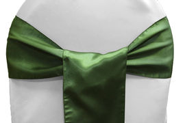 Willow Green Satin - $1.50