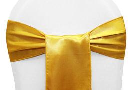 Bright Gold Satin - $1.50