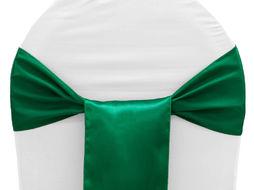 Emerald Green Satin - $1.50