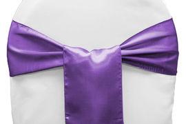 Purple Satin - $1.50