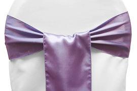 Lilac Satin - $1.50