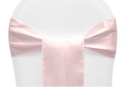 Pastel Pink Satin - $1.50