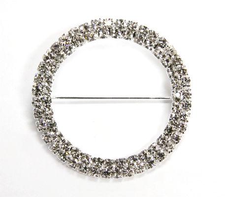 Diamond Sash Buckle - $1.00