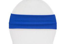Royal Blue Lycra - $1.00