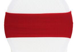 Apple Red Lycra - $1.00