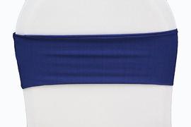 Navy Blue Lycra - $1.00