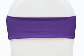 Purple Lycra - $1.00
