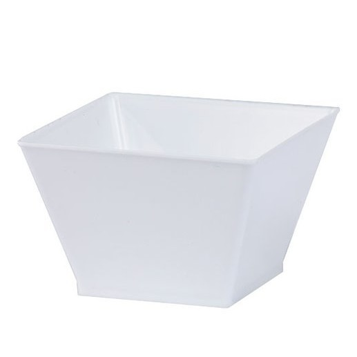 Small Square Bowl - $1.50