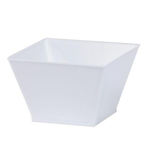 Large Square Bowl - $3.50