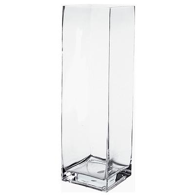 Square Vase - $4.00