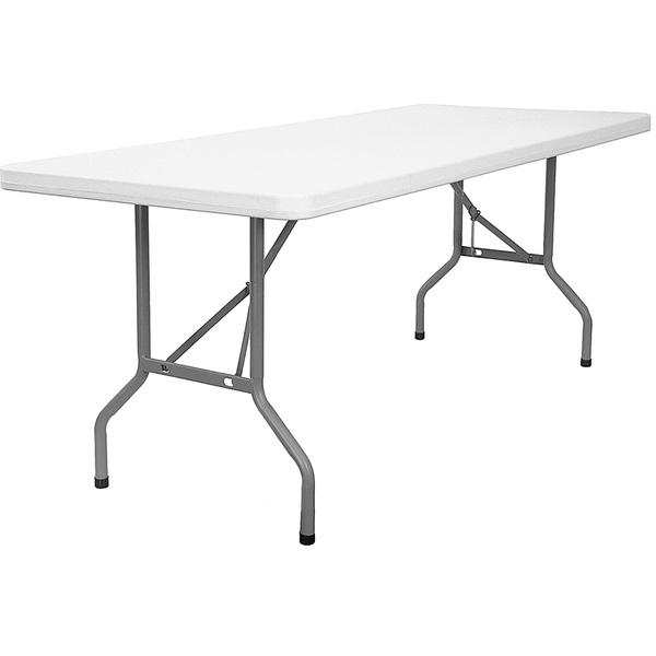 2.4m Trestle Table - $12.00