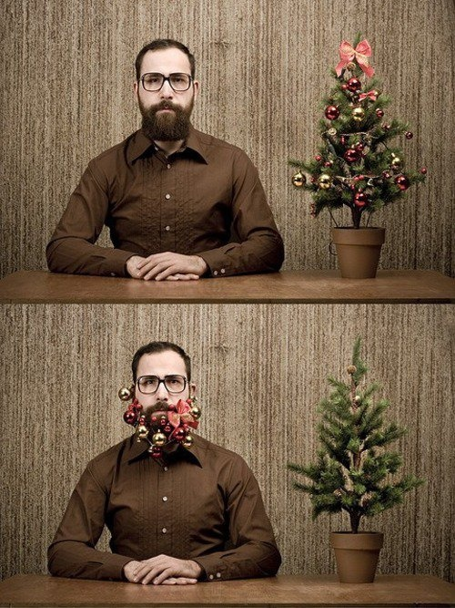 Beard Ornament